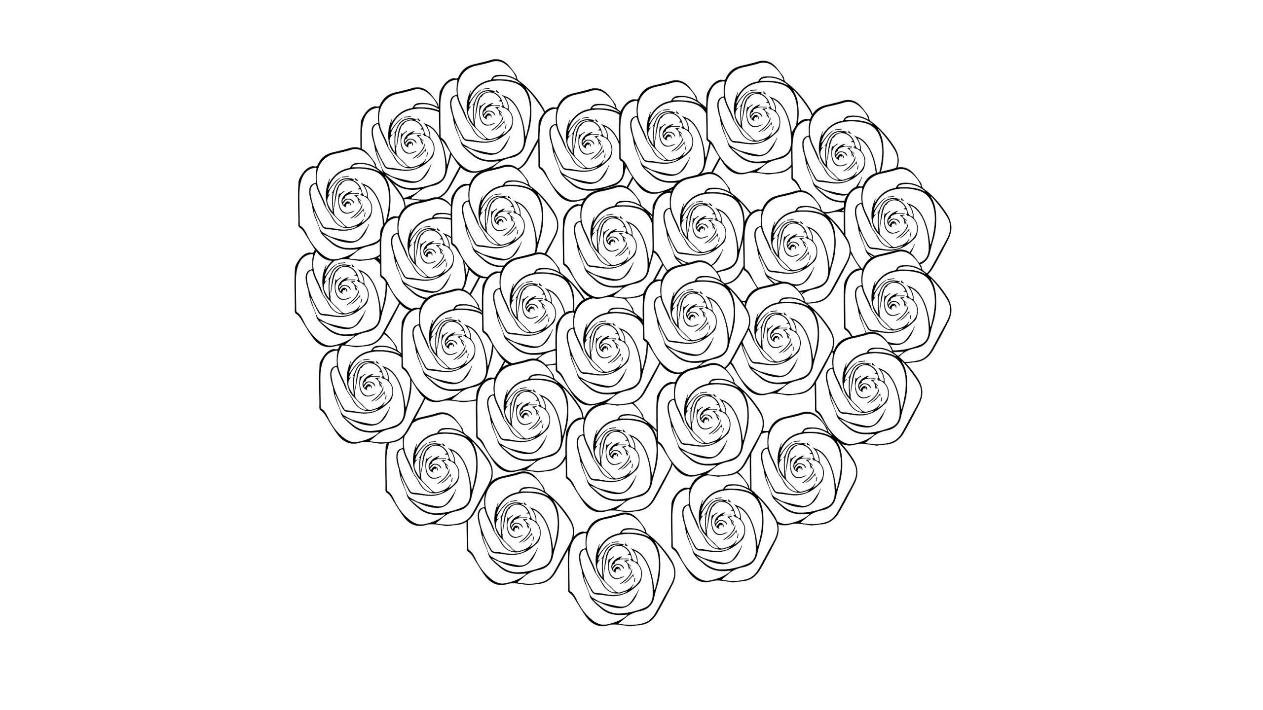 Icon für die herzförmige Infinityrosenbox